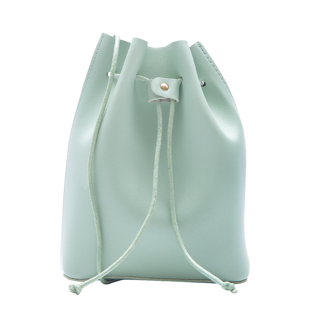 MINISO Simple Mini Bucket Bag