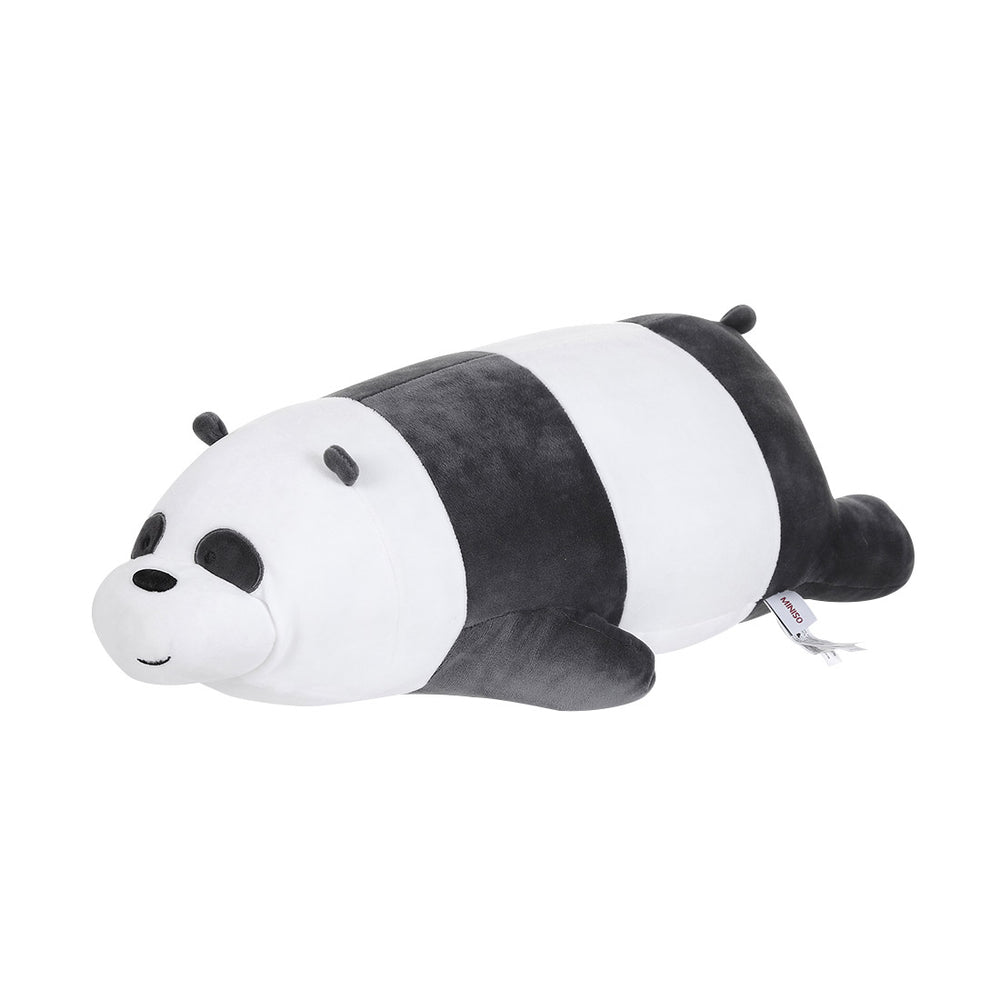 Charger l'image dans la galerie, MINISO x We Bare Bears - Large Lying Plush Toy