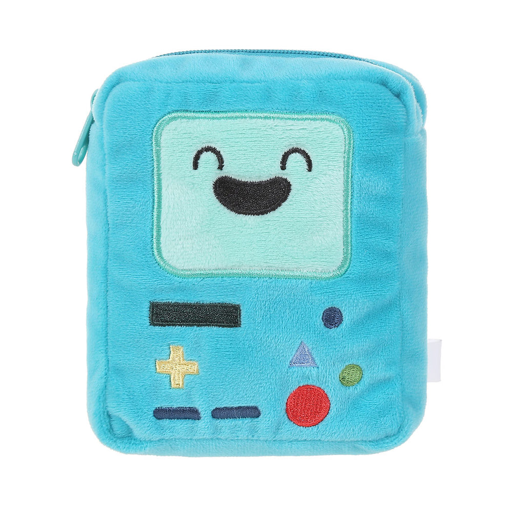 MINISO x Adventure Time - Small Soft Coin Purse with Zipper