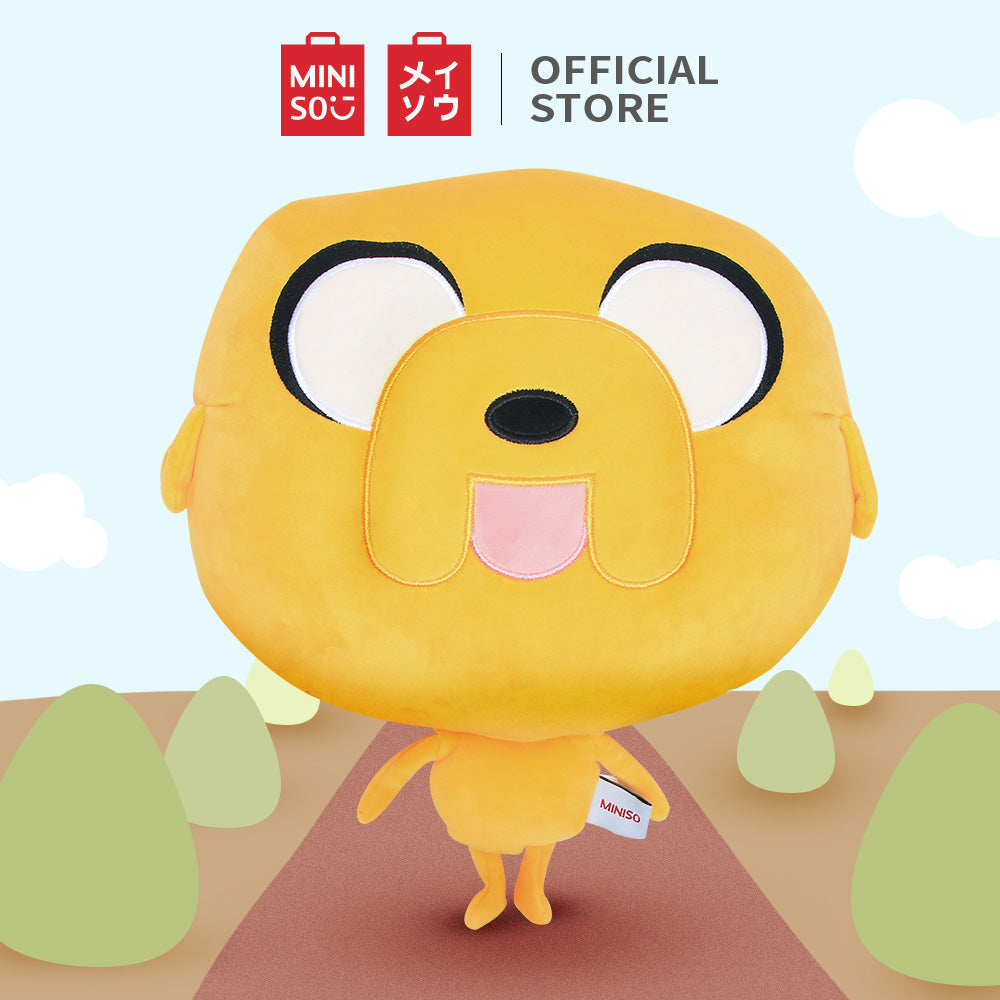 MINISO x Adventure Time - Plush Toy - Jake