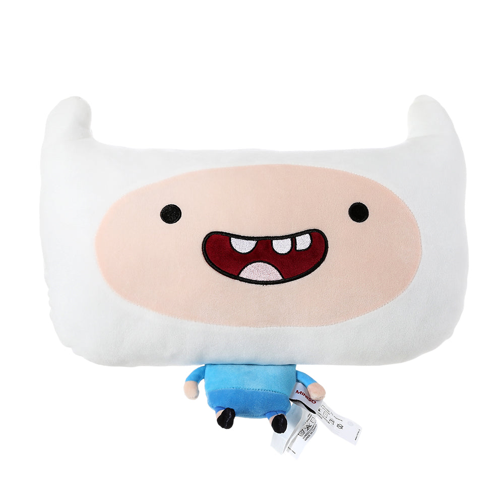 "MINISO x Adventure Time - 13"" Soft Plush Toy - Finn"