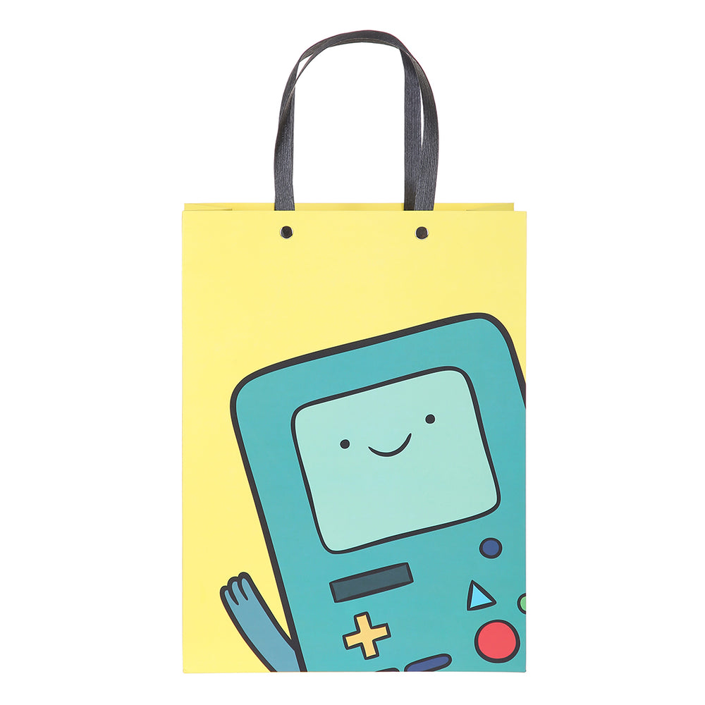 MINISO x Adventure Time - Rectangle Gift Bag Holiday Paper Bags with Handles