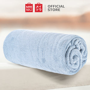 Load image into Gallery viewer, MINISO Sofa Blanket (Blue)