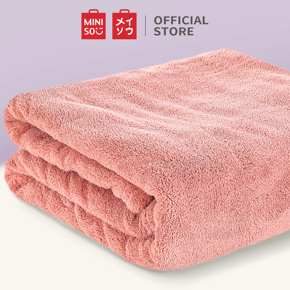 MINISO Sofa Blanket (Red)