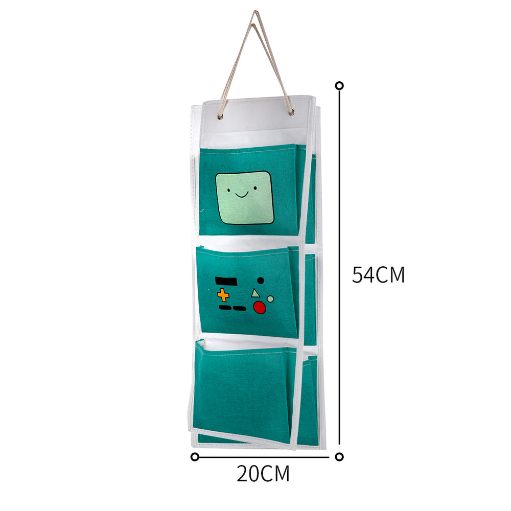 MINISO Adventure Time Door Wall Hanging Organizer
