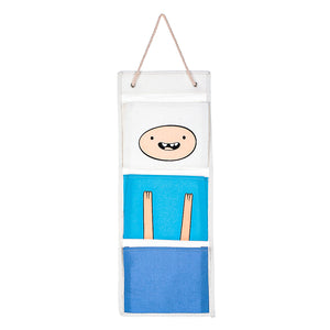 MINISO x Adventure Time - Door Wall Hanging Organizer, Blue
