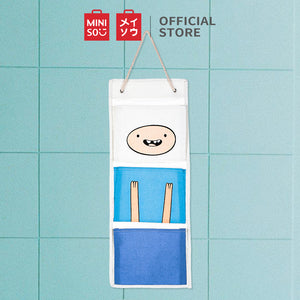 Load image into Gallery viewer, MINISO x Adventure Time - Door Wall Hanging Organizer, Blue