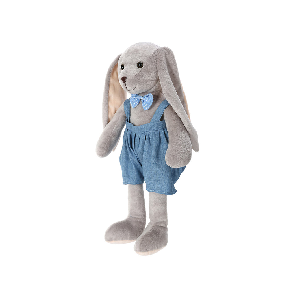 MINISO Mr. Rabbit Soft Plush Toy (Blue)