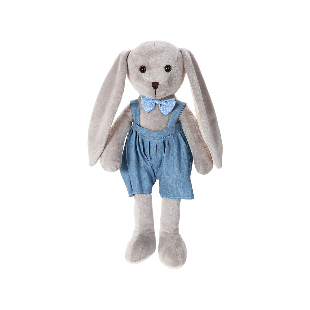 Load image into Gallery viewer, MINISO Mr. Rabbit Soft Plush Toy (Blue)