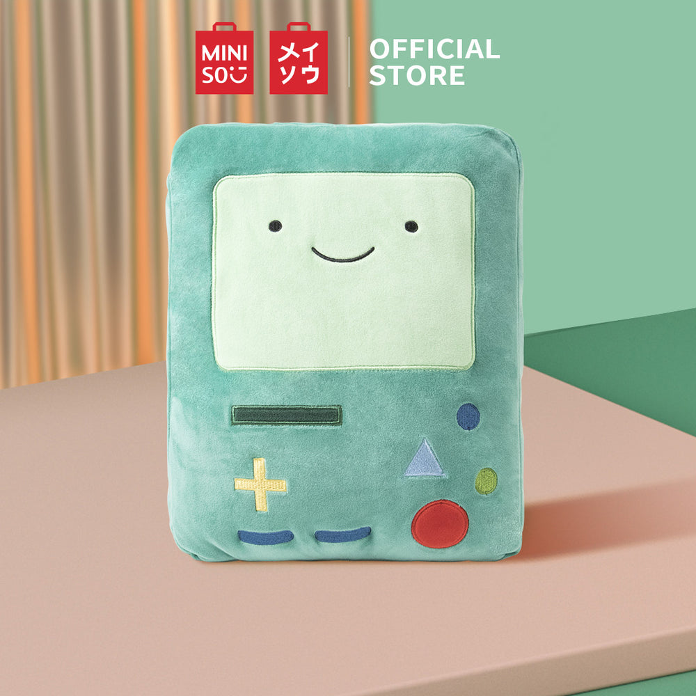 Adventure Time Cartoon Back Cushion (BMO)