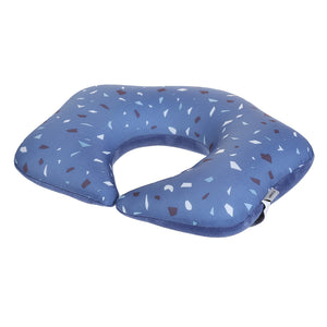 Load image into Gallery viewer, MINISO Interesting U-shaped Neck Pillow, Dark Blue