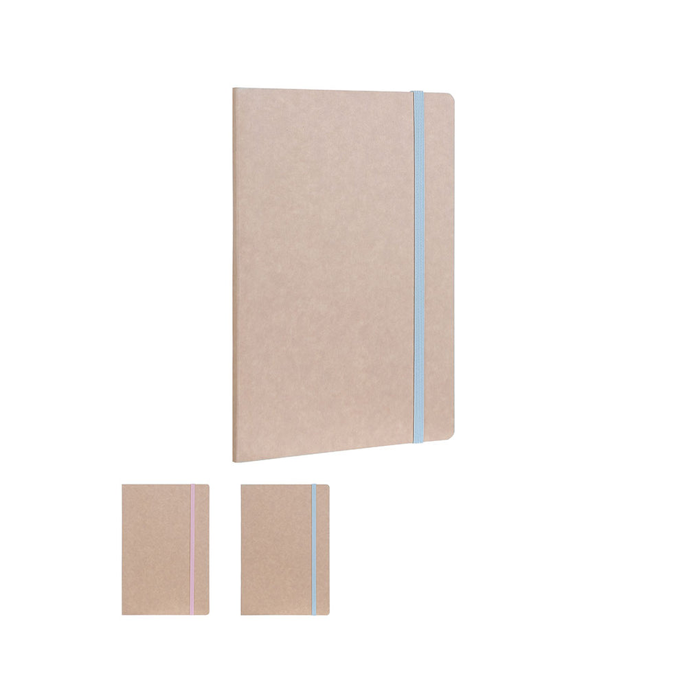 MINISO Kraft Cover Notebook