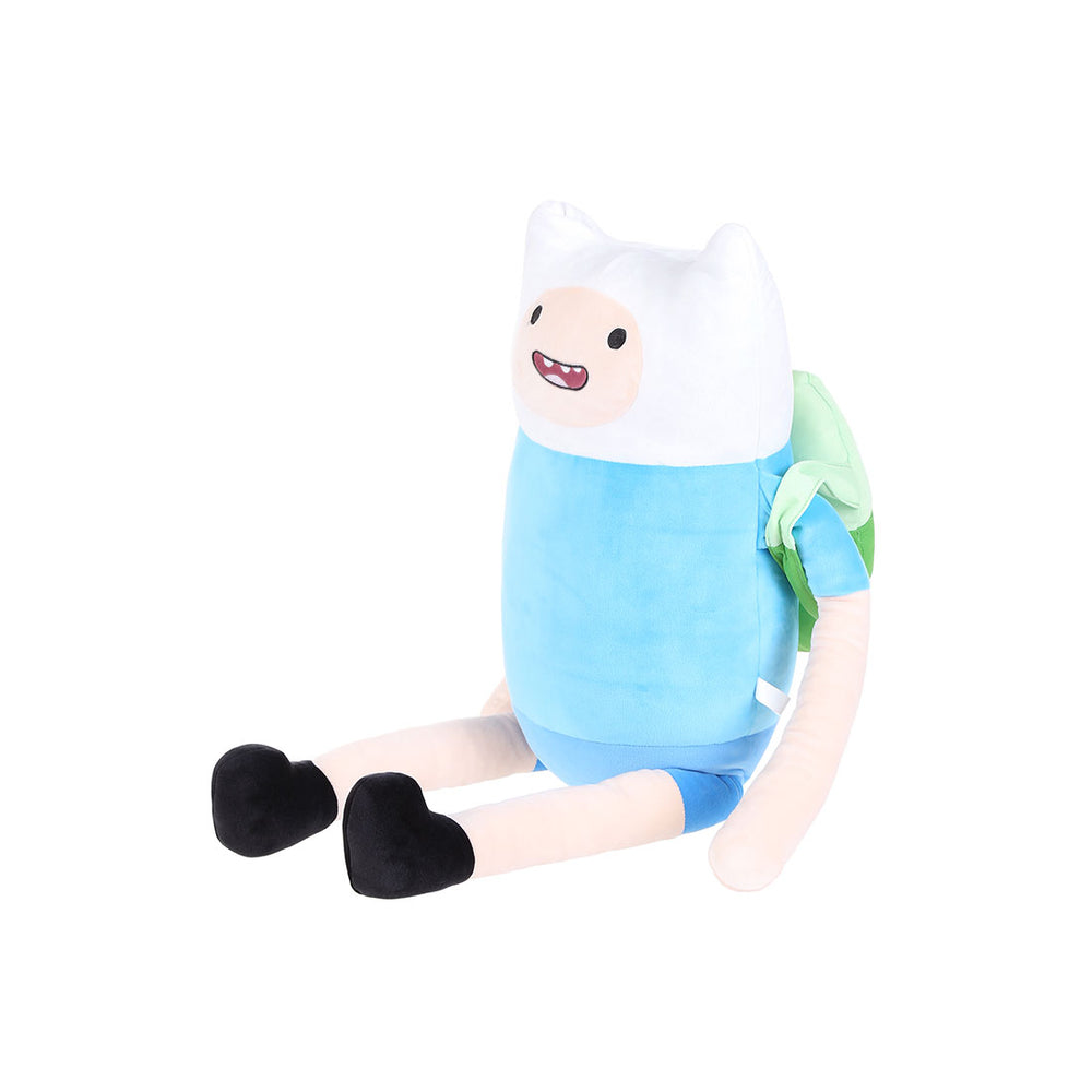 Load image into Gallery viewer, MINISO x Adventure Time - Large Plush Toy - Finn