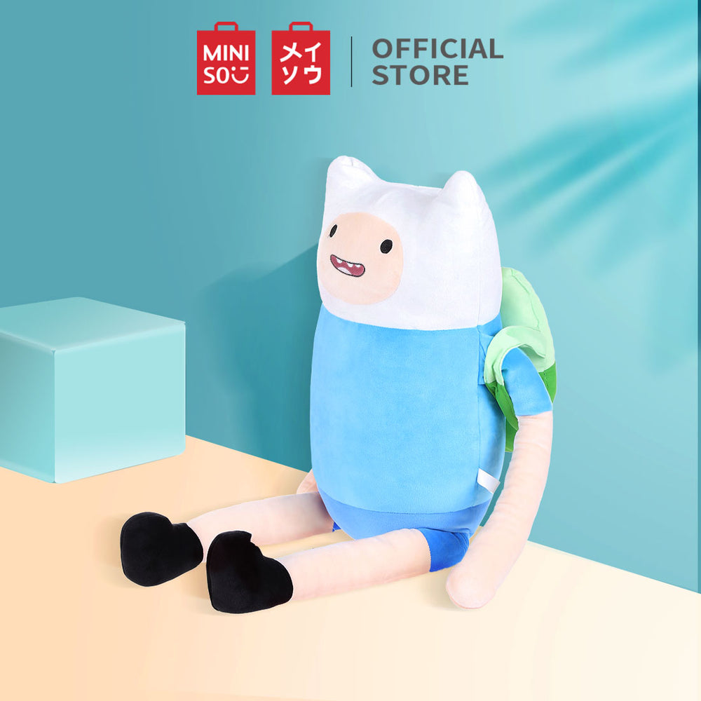 MINISO x Adventure Time - Large Plush Toy - Finn
