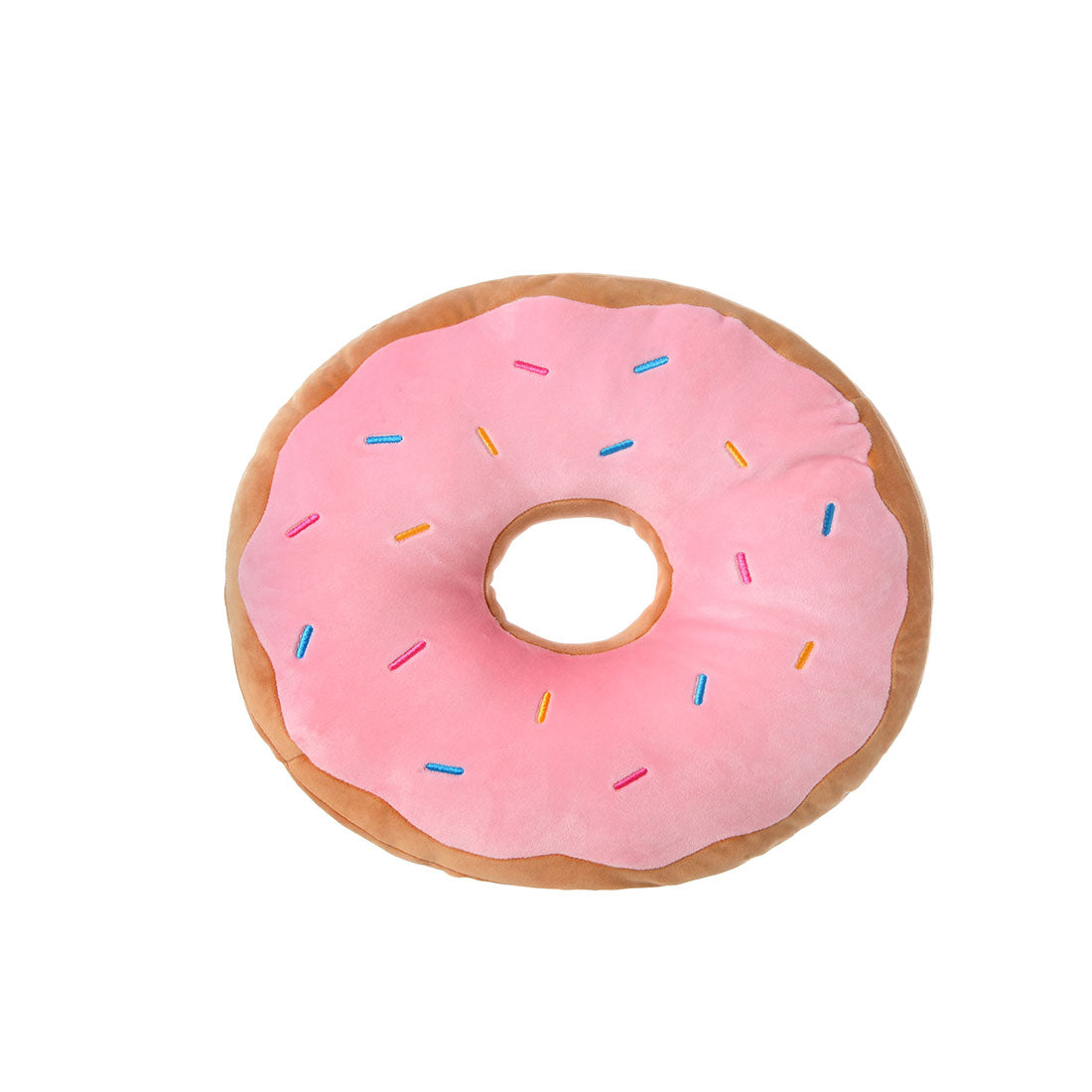MINISO Classic Donut Cushion (Pink)