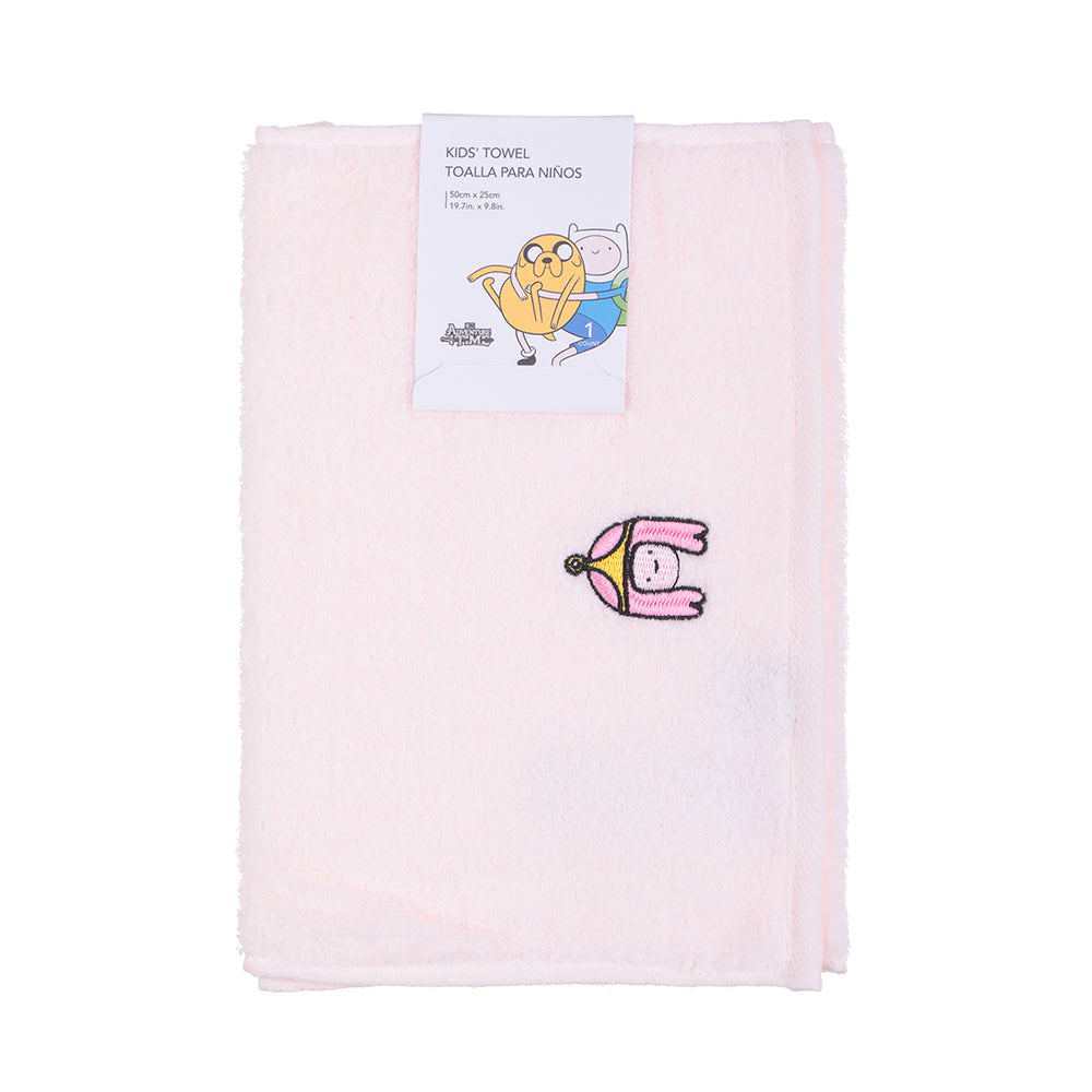 MINISO x Adventure Time - Soft Cotton Hand Towel for Kids, 20 inches x 10 inches