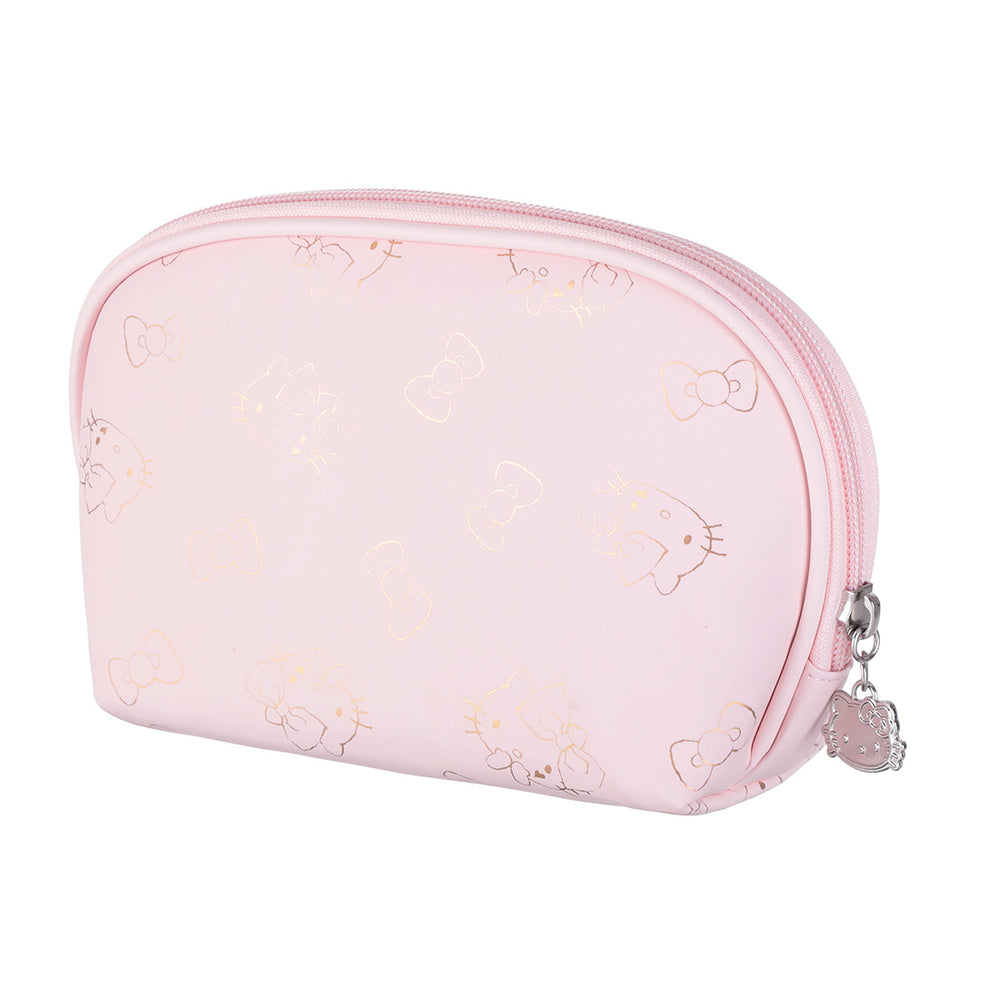 MINISO x Sanrio - Hello Kitty Cosmetic Bag (Pink)