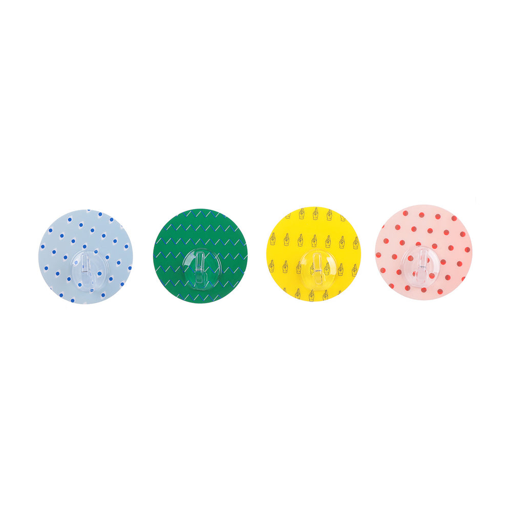 MINISO Modern Collection - Traceless Hook (4 Pack)