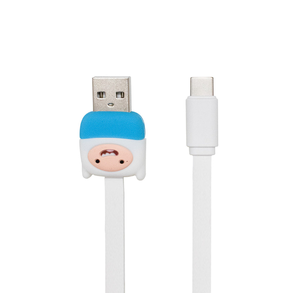 MINISO x Adventure Time - Type-C Data Cable (Finn)
