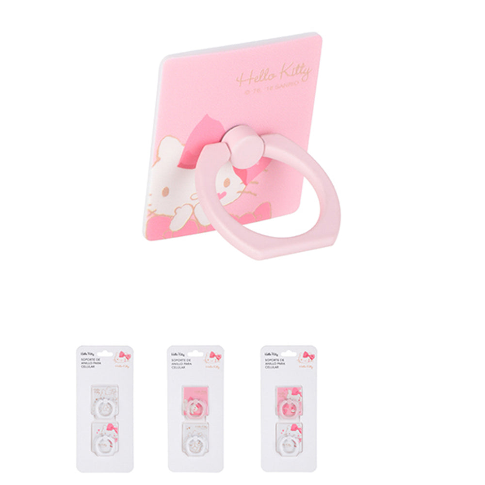 MINISO x Sanrio - Hello Kitty Phone Ring Holder Stand