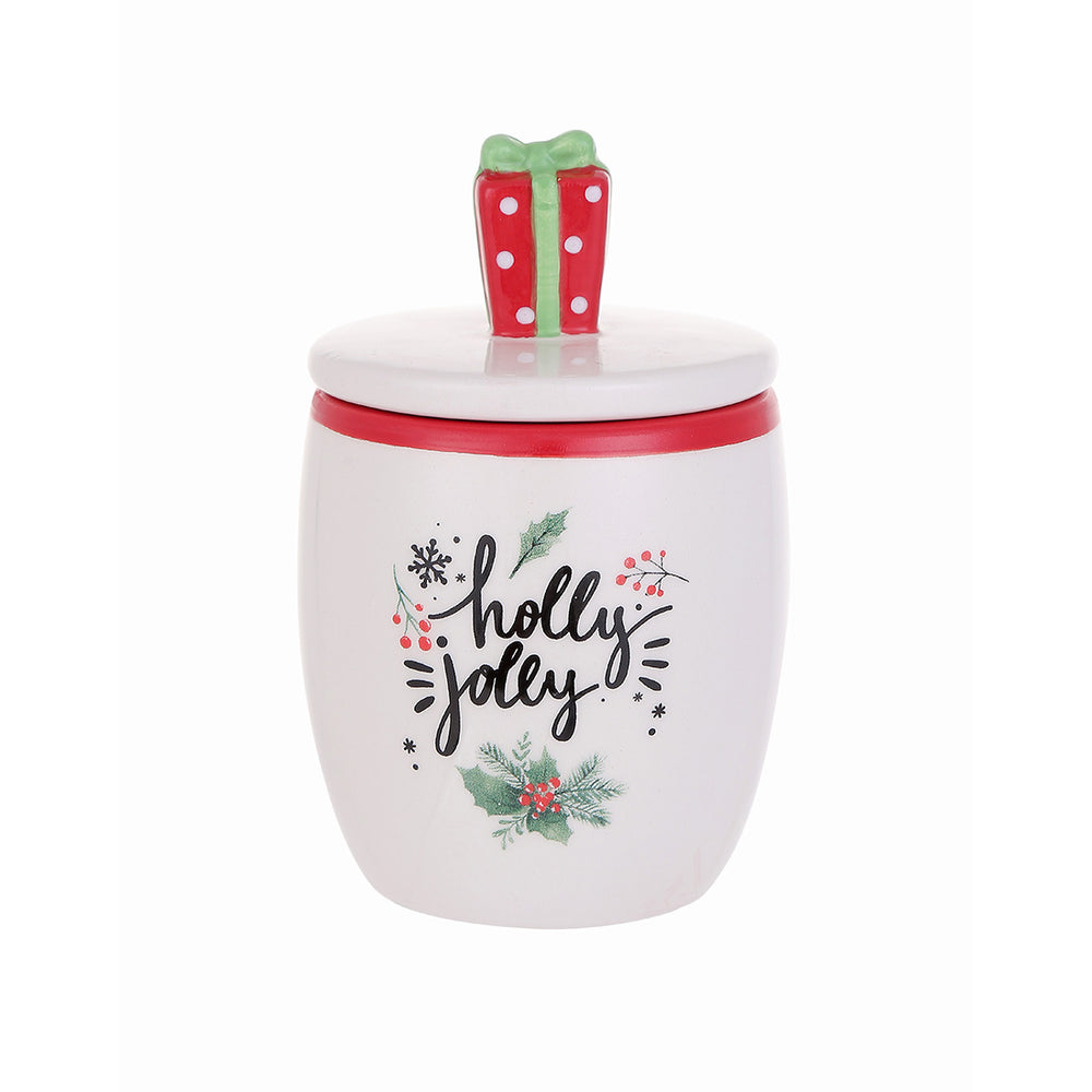 MINISO Christmas Series - Ceramic Jar