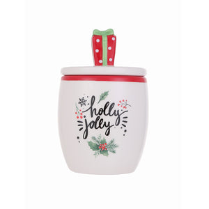 Load image into Gallery viewer, MINISO Christmas Series - Ceramic Jar