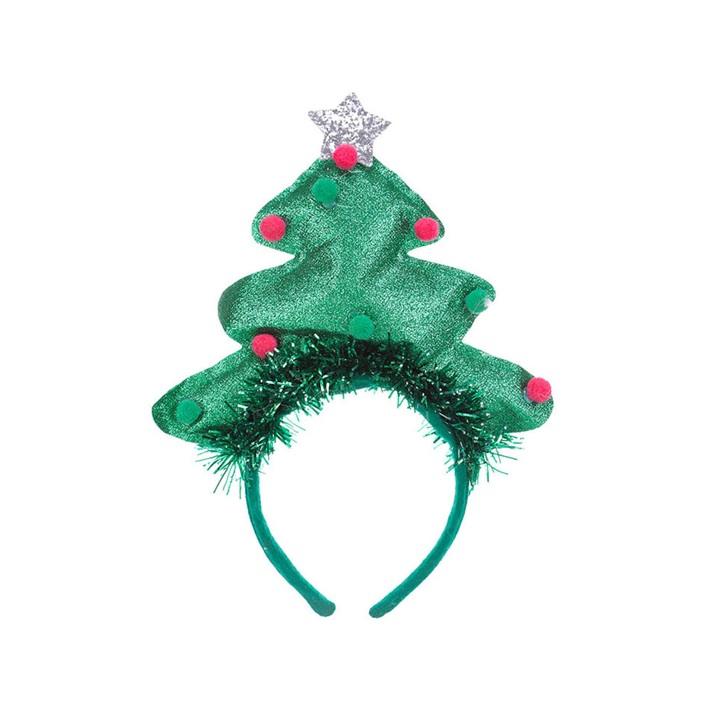 MINISO Christmas Tree Hair Band for Kids