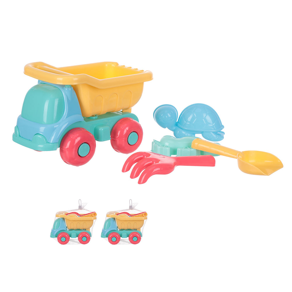 Load image into Gallery viewer, MINISO  Beach Toy Truck Set, Ages 3+