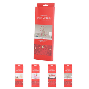 MINISO Christmas Series - Decorative & Wall Window Stickers