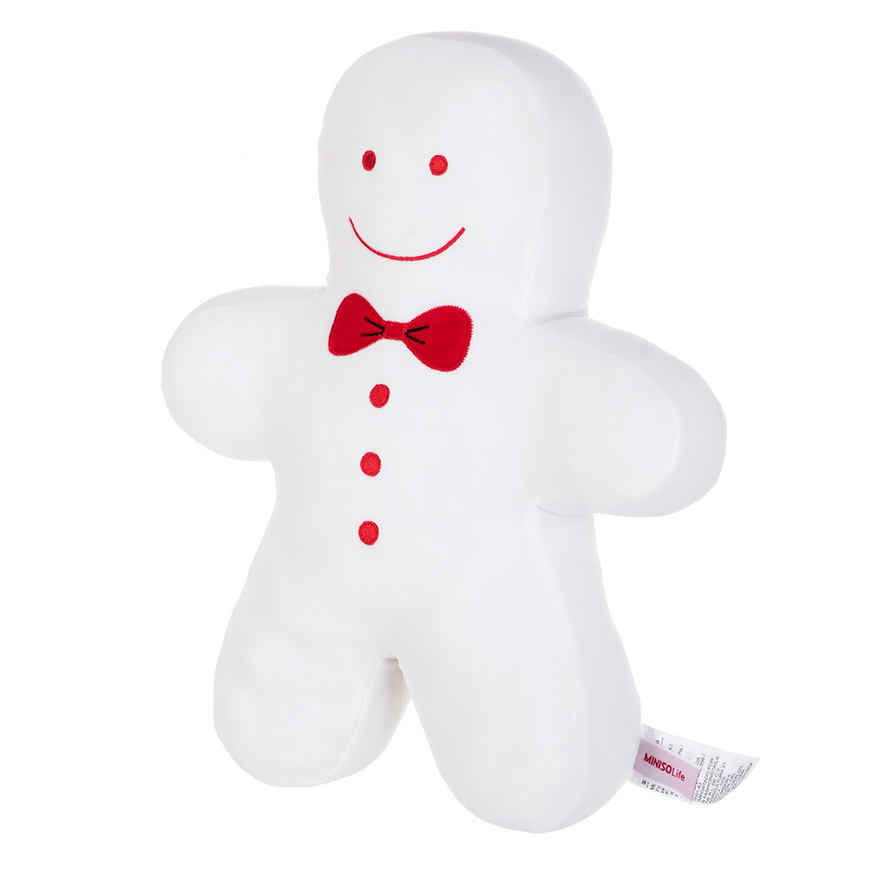 Load image into Gallery viewer, MINISO Christmas Gingerbread Plush Toy