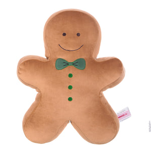 MINISO Christmas Gingerbread Plush Toy