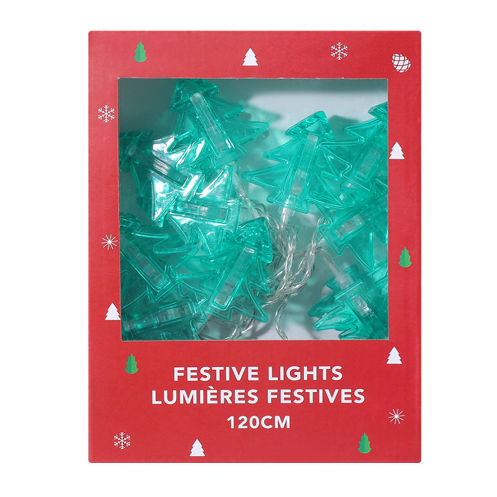 MINISO Christmas Festive Lights with USB power connector