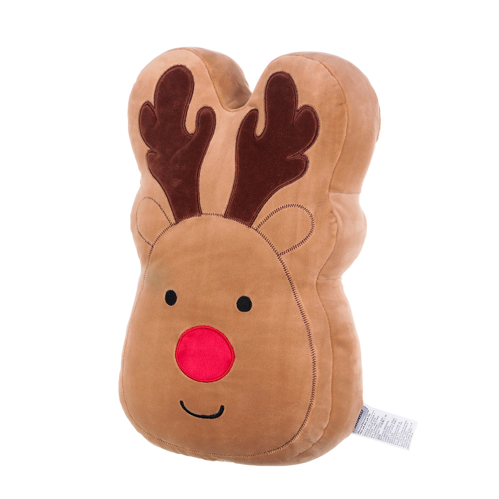 MINISO Reindeer Cushion