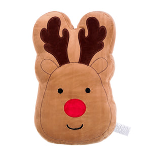 Charger l'image dans la galerie, MINISO Christmas Series - Reindeer Cushion