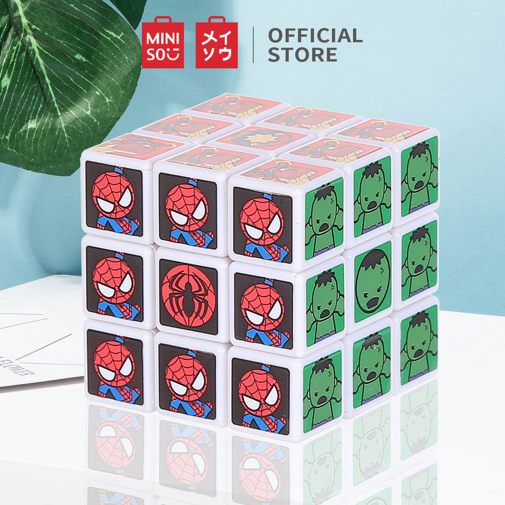 MINISO MARVEL 3x3 Magic Cube, Type A