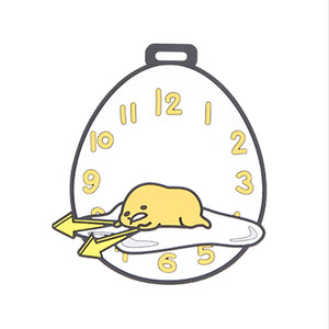 Load image into Gallery viewer, MINISO x Sanrio - Gudetama with Clock Luggage Tag