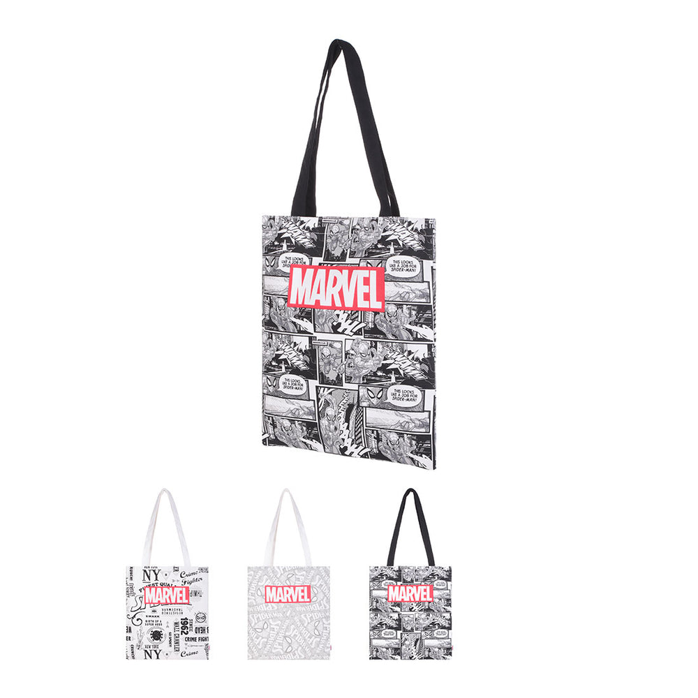 MINISO x Marvel - Comic Tote Bag