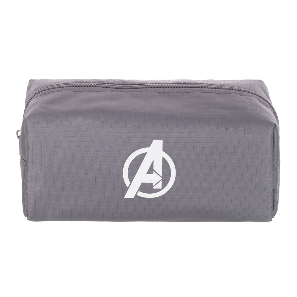 MINISO x MARVEL - Portable Zippered Cosmetic Bag