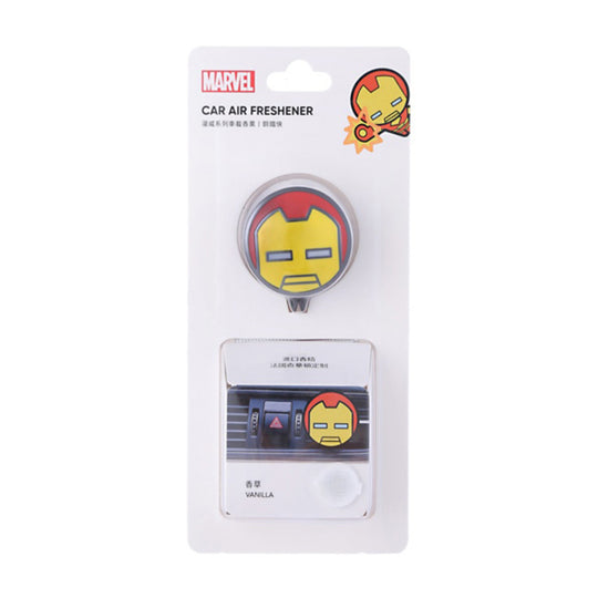 MINISO x Marvel - Aromatherapy Essential Car Oil Diffuser - Iron Man