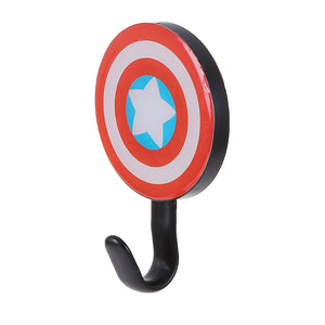 Load image into Gallery viewer, MINISO x Marvel - Round Plastic Hooks (4 Pack)