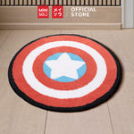 Miniso x Marvel - Creative Floor Mat - Captain America