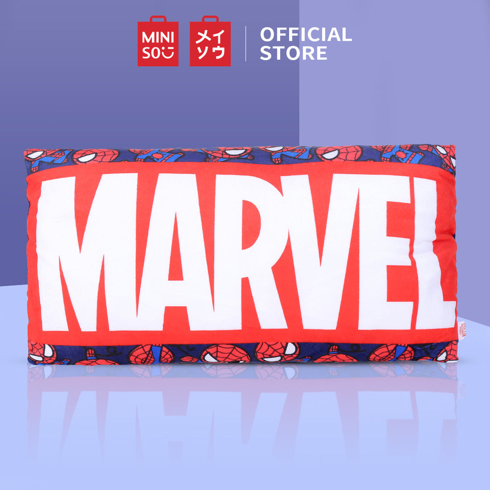 MINISO x Marvel - Cotton Back Cushion - Spider Man
