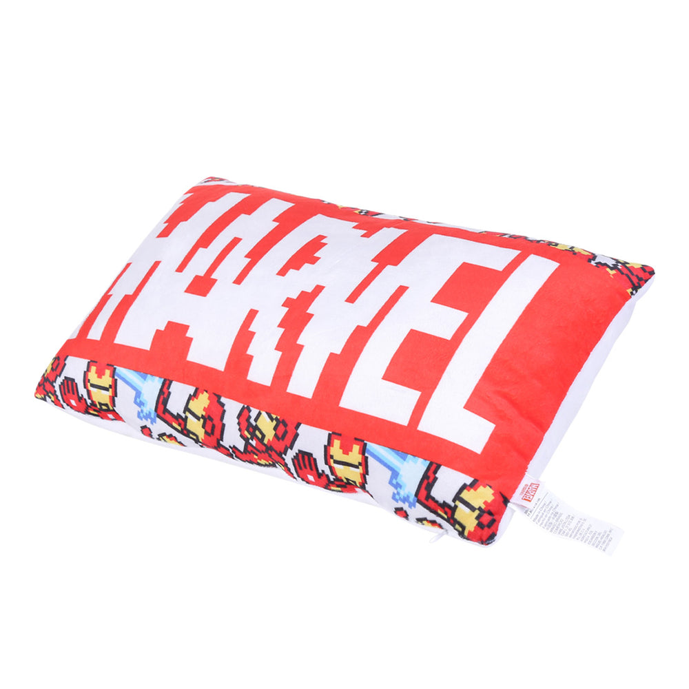 MINISO x Marvel - Colorful Cotton Back Cushion - Iron Man