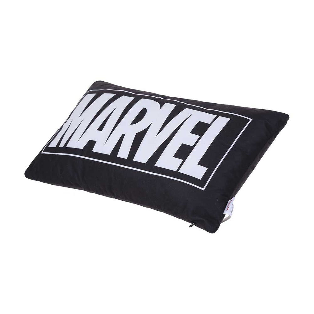 MINISO x Marvel - Cotton Back Cushion - Marvel Logo