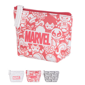 MINISO x Marvel - Coin Purse Pouch, Mix Color
