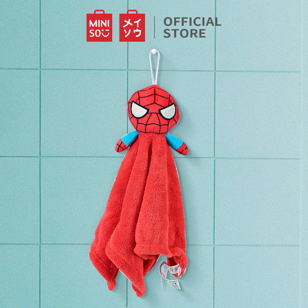 MARVEL Hand Towel (Spider-Man)