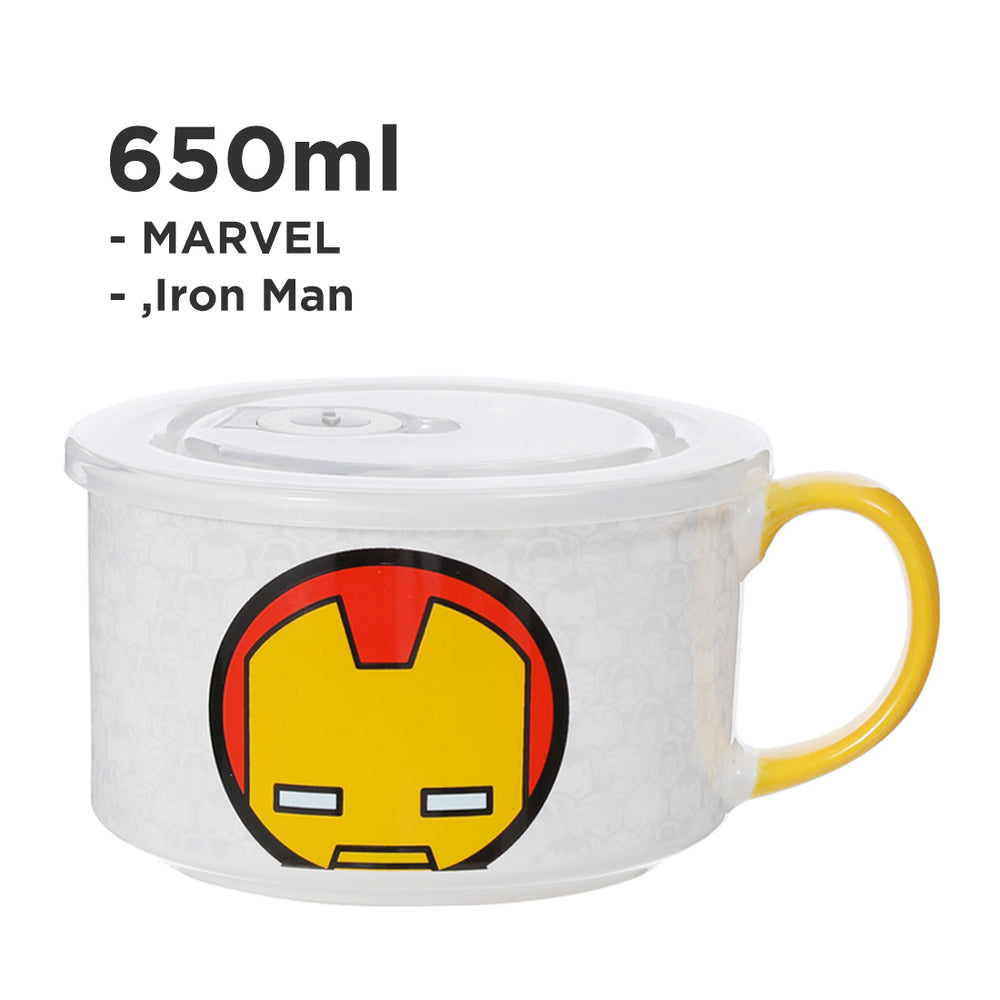 MINISO x Marvel - Heat-Resistant 22oz  Lunch Box