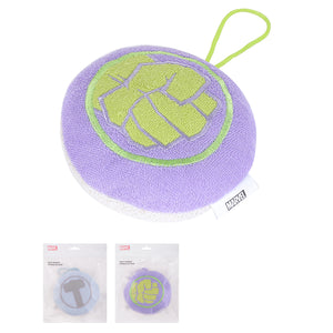 Charger l'image dans la galerie, MINISO x Marvel - Exfoliating Loofa Bath Sponge, Thor and Hulk, Random Color