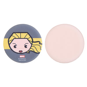 MINISO x Marvel - Air Cushion Puff - Captain Marvel