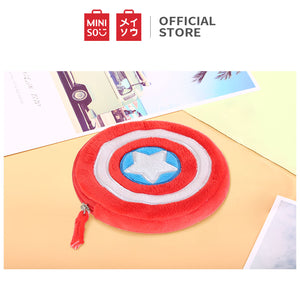 MINISO x MARVEL - Small Soft Coin Purse, Fashionable Pouch